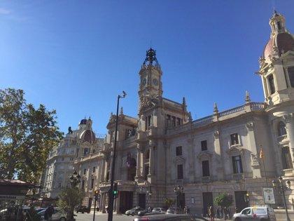 Las concejalas de Compromís en el Ayuntamiento de València se suman a la huelga feminista del 8 de marzo