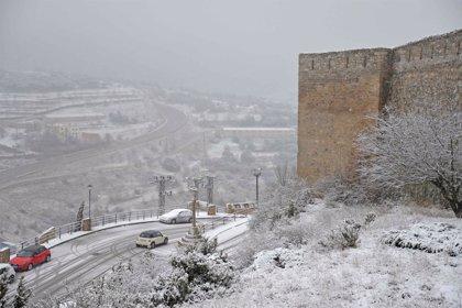 La Generalitat emite un aviso especial por nevadas en cotas bajas de Castellón y Valencia
