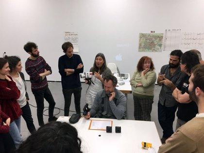 El Ayuntamiento de Pamplona participa en Punto de Vista con una cinta que recogerá un viaje de 24 horas en la ciudad