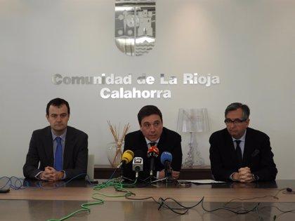 Galiana y Martínez Portillo anuncian la construcción de un nuevo Centro Integrado de FP en Calahorra