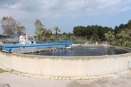 Abaqua invierte cerca de 186.000 euros en la mejora de la depuradora de Muro