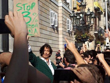 Dos mossos declaran como investigados por la detención de Álvaro de Marichalar