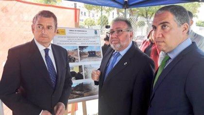 """Sanz destaca la """"sensibilidad"""" del Gobierno tras destinar 4,2 millones a tres provincias afectadas por las inundaciones"""