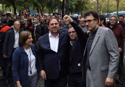 """Jové y Sallent acusan al juez de dejar """"mano ancha"""" a la Guardia Civil y le piden que ésta cese de citar testigos"""