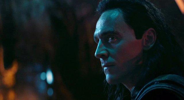 Loki en Vengadores: Infinity War