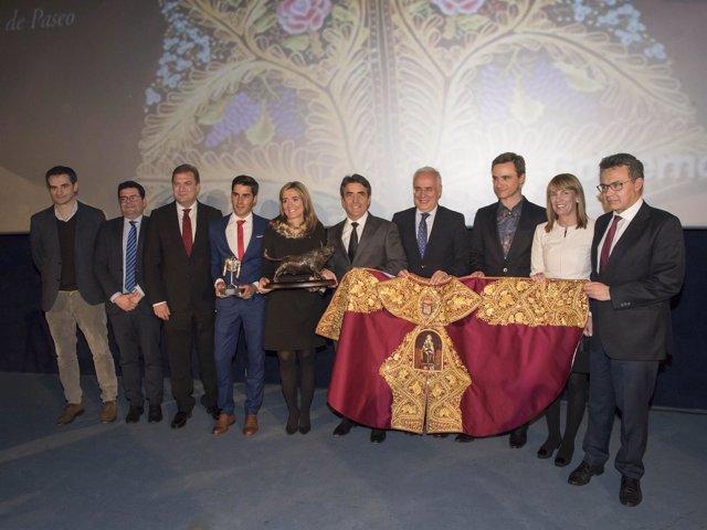 Entrega Trofeos Taurinos de La Rioja