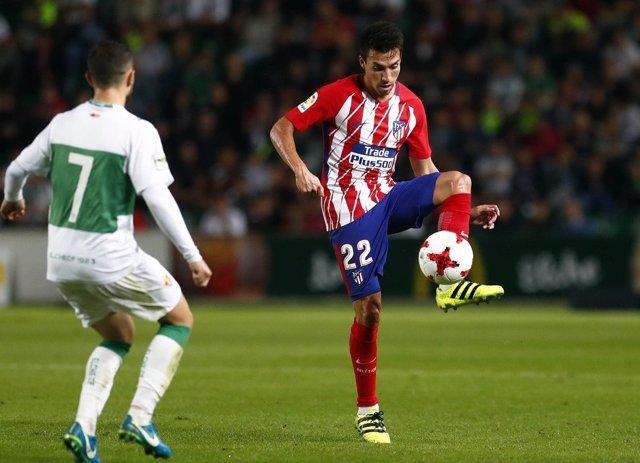 Gaitán (Atlético de Madrid)