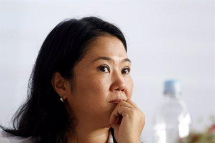 La Justicia de Perú desestima el recurso presentado por Keiko Fujimori y continuará investigándola por blanqueo