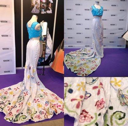 Una exposición de moda reciclada, principal novedad de la III Feria Serie Limitada 010