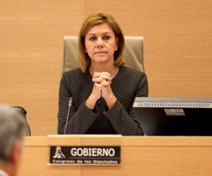 La ministra de Defensa visitará este miércoles la Flotilla de Submarinos de la Armada en Cartagena