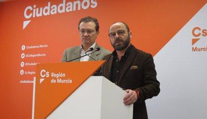 Ciudadanos exige en el Congreso un Plan de Rehabilitación Integral del casco histórico de Lorca