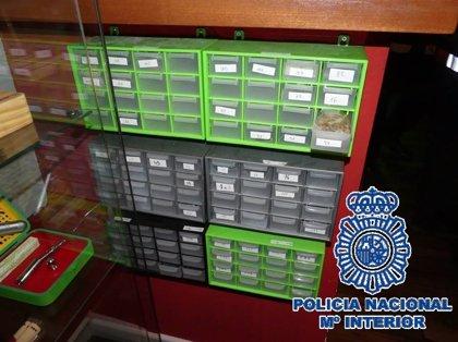 Dos detenidos en Marbella de una asociación a favor de legalizar del cannabis por venta de estupefacientes