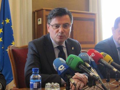 Sanjurjo fija la aprobación del crédito extraordinario y la Ley de Transparencia como objetivos del fin de legislatura