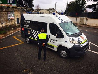 Detenido en Granada tras agredir a los agentes que querían hacer la prueba de alcoholemia a su pareja