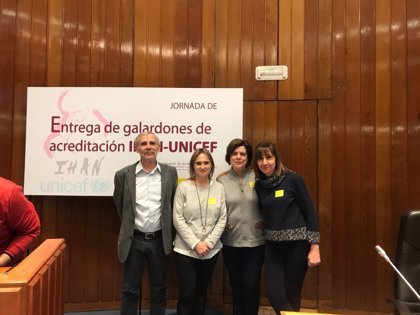 El Hospital Virgen del Castillo recibe su tercera acreditación por su labor en la asistencia al nacimiento y lactancia