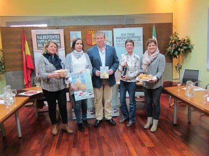 Valdefuentes (Cáceres) espera recibir unos 20.000 visitantes en su XIX Feria Agroalimentaria