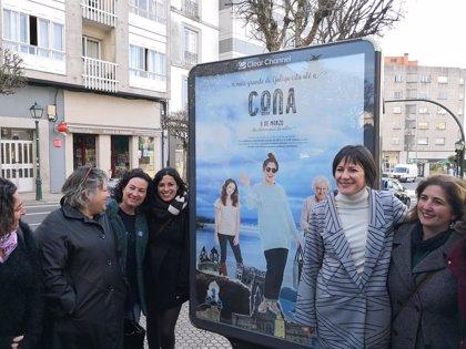 'Hasta la cona', la campaña del BNG por el 8 de marzo