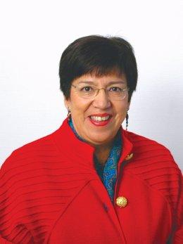 Investigadora Nubia Muñoz