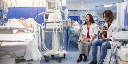FUE y Música en Vena acercan la música a los hospitales