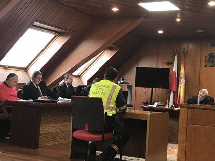 Se niega a declarar propietaria de empresa y mujer del guardia civil acusado de favorecerla