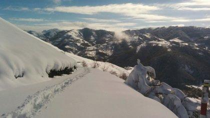 Afectadas 24 rutas escolares y 544 alumnos en la provincia de Cuenca por la nieve