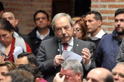 """López reclama el fin de la """"asfixia"""" a los ayuntamientos"""