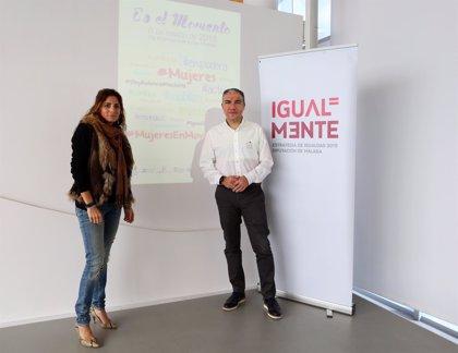 La Diputación de Málaga pondrá en marcha un proyecto para reclamar más presencia de nombres femeninos en el callejero