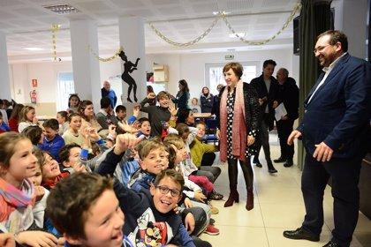 Centros educativos de Granada celebran el 28F con actividades lúdicas y didácticas