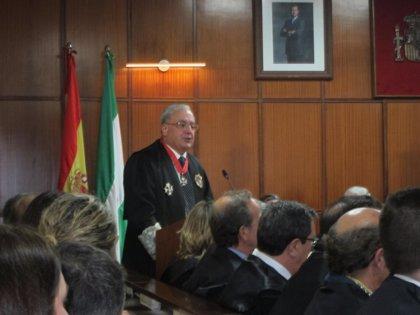 Rafael Morales reclama la Ciudad de la Justicia en su toma de posesión como presidente de la Audiencia de Jaén