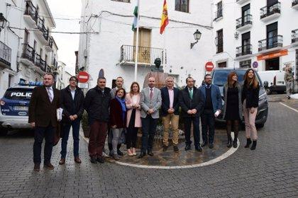 """El PSOE de Málaga llama a enarbolar la bandera de Andalucía y a exigir """"lo que nuestra tierra merece"""""""