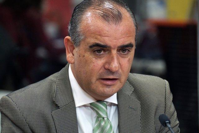 Presidente de la Plataforma del Tercer Sector, Luciano Poyato