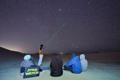Organizan una ruta nocturna por Cabo de Gata para observar las estrellas