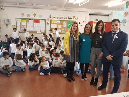 La Junta destaca la importancia de fomentar entre los escolares los valores de Andalucía