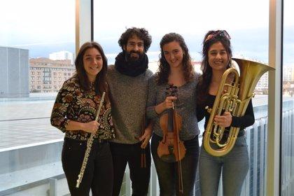 Sexto concierto del III Ciclo de Jóvenes Intérpretes en el Auditorio Fernando Remacha