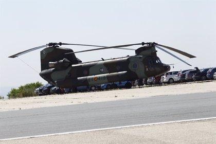 España desplegará helicópteros en Irak antes de verano