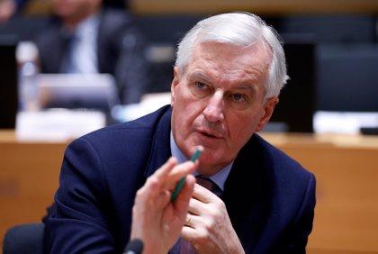 """Barnier presentará este miércoles un texto """"sin sorpresas"""" del acuerdo del Brexit"""