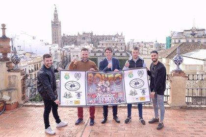 Sevilla acoge este sábado a boxeadores y aspirantes en el torneo 'Sevilla Warrior'
