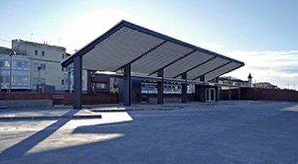La nueva estación de autobuses de Mollerussa (Lleida) entrará en servicio el 5 de marzo