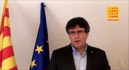 Puigdemont participa este lunes en un acto en Gante organizado por jóvenes liberales flamencos