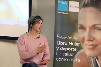 Sanitas Hospitales y la Universidad Camilo José Cela lanzan el libro 'Mujer y Deporte: la Salud es la Meta'