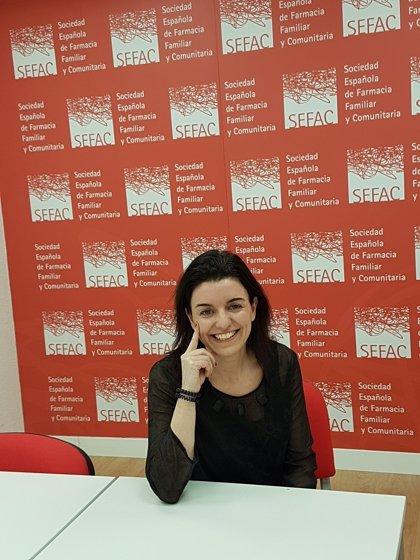 Noelia Tejedor, nueva presidenta de SEFAC Madrid