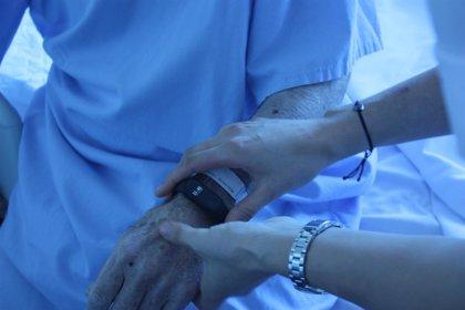 El Programa del Paciente Frágil ayuda a evitar el deterioro funcional de los pacientes mayores hospitalizados