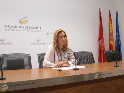 """Beltrán destaca que """"el Gobierno del PP cumple sus compromisos con Navarra"""" sobre el TAV"""