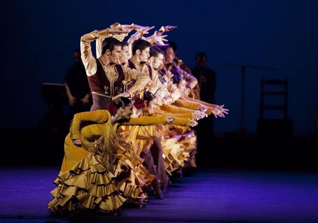 El Ballet Nacional De España Llega Al Festival De Jerez Con Su Gira 2018 En El A