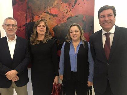 Junta, CES, patronal y sindicatos exportan el modelo el Diálogo Social de CyL a Colombia