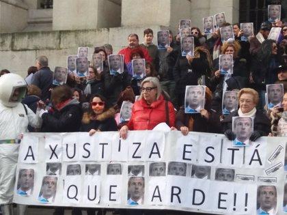 """Tercera semana de huelga en la justicia: """"entre 8.000 y 9.000 juicios"""" suspendidos, con aplazamientos hasta 2019 y 2020"""