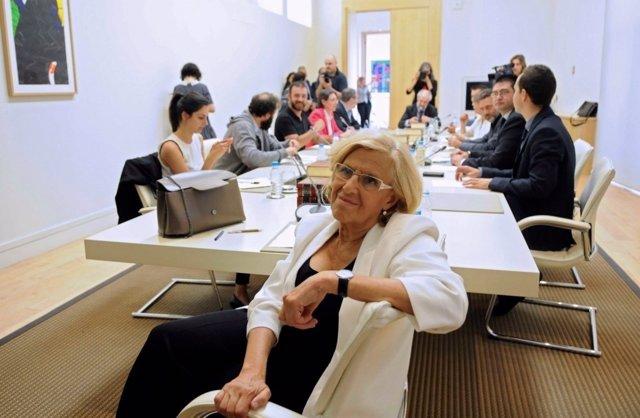 Junta de Gobierno del Ayuntamiento de Madrid