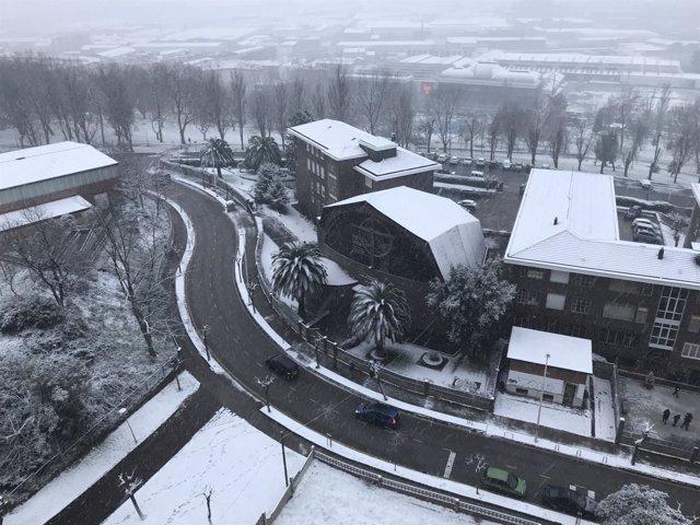 Santander nevada