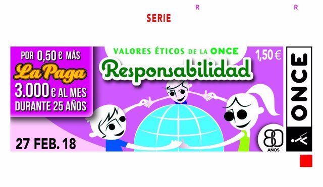 La Once Reparte 630.000 Euros Entre Lucena Y Palos