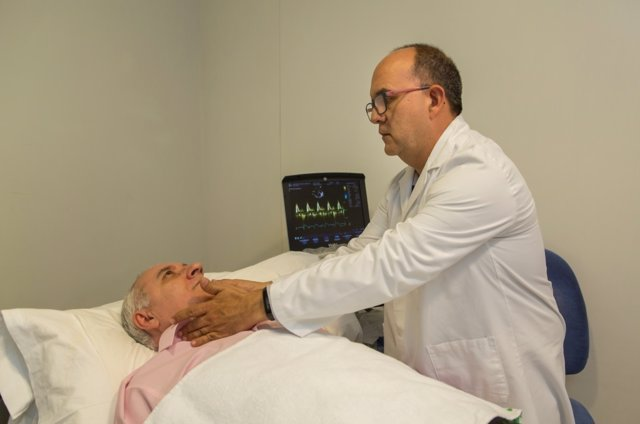 Paciente, Parkinson, médico, enfermedad, tratamiento